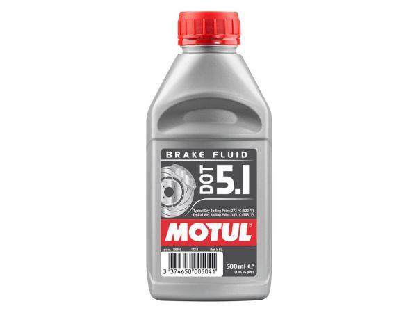 Motul DOT 5.1 Brake Fluid Bremsflüssigkeit 0,5 Liter 100950