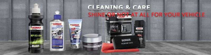 Cleaning & Care